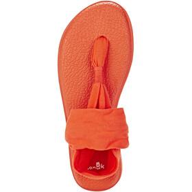 Sanük Yoga Sling 2 Spectrum Sandalen Dames oranje